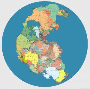 supercontinente-pangea