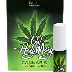 Olio stimolante alla cannabis
